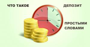 депозит от банка