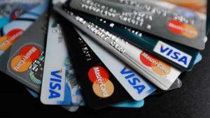 Кредитные карты.