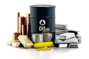 Особености товарно-сырьевого рынка